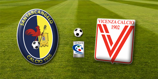 Santarcangelo-Vicenza – Diretta web – 1-1 (Finale)