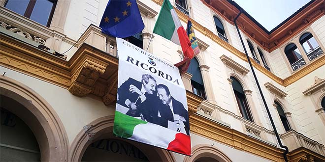 Arzignano ricorda Falcone e Borsellino