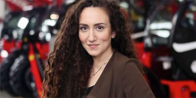 Giulia Faresin (Foto tratta dal profilo Linkedin)