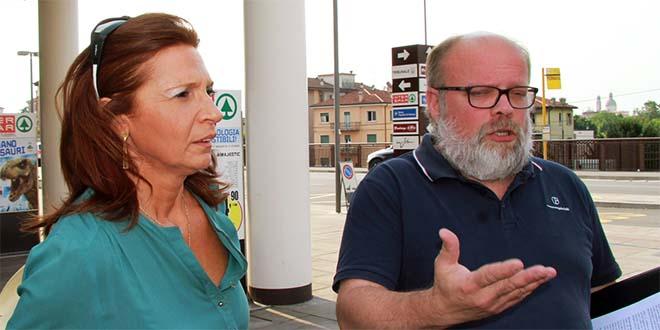 Liliana Zaltron e Daniele Ferrarin