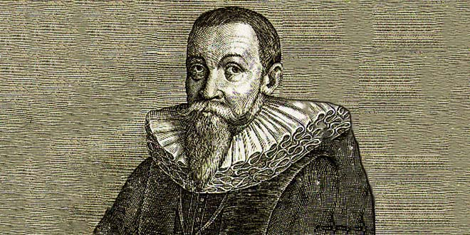 Johannes Althusius in una incisione di Jean-Jacques Boissard