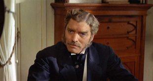 """Burt Lancaster nel film """"Il Gattopardo"""" di Luchino Visconti..."""
