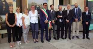 Da sinistra: Porelli, Dotto, Maino, Tolio, Rucco, Celebron, Cicero, Zoppello, Giovine, Tosetto