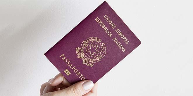 Riguardo alle pratiche per il passaporto…
