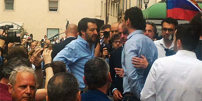 Banche, i risparmiatori incontrano Salvini