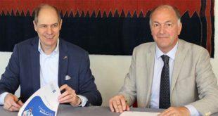Ernesto Boschiero, a sinistra, e Antonio Simonetto