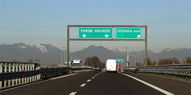 Il prolungamento di via Aldo Moro arriverà fino alla A31 Valdastico, al casello di Vicenza Nord