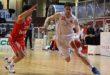 Basket, Tramarossa mantiene la sua forza