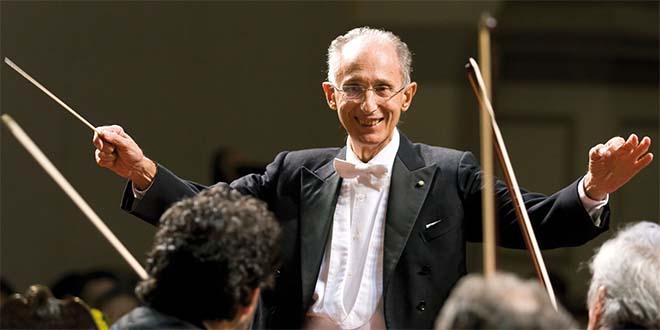 Claudio Scimone, direttore de I Solisti Veneti (Foto Solisti Veneti)