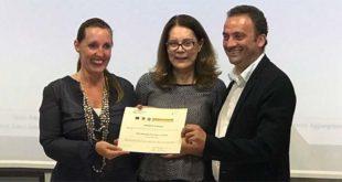 """""""Nuove competenze per un sindacato connesso"""". Da sinistra: Elena Donazzan, Anna Orsini, Gianfranco Rofosco"""