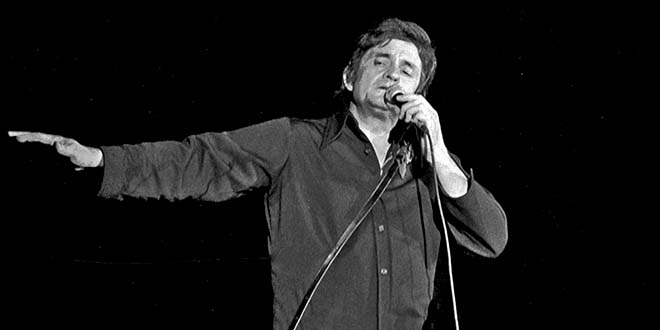 Johnny Cash - Foto di Heinrich Klaffs (CC BY-SA 2.0)
