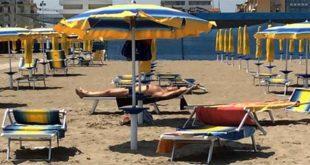 Si inaugura la spiaggia inclusiva di Sottomarina