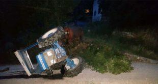 Castegnero, travolto dal trattore. Grave un 70enne