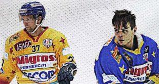 Hockey ghiaccio, l'Asiago conferma i fratelli Pietroniro