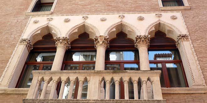 Palazzo Thiene, a Vicenza - Foto Sergio & Gabriella (CC BY-NC-ND 2.0)