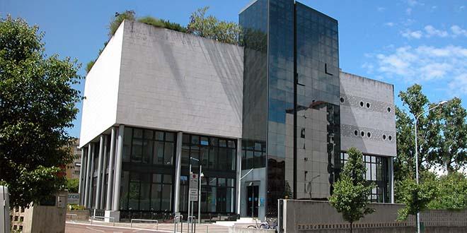La sede di Vicenza di Confcommercio, in via Faccio
