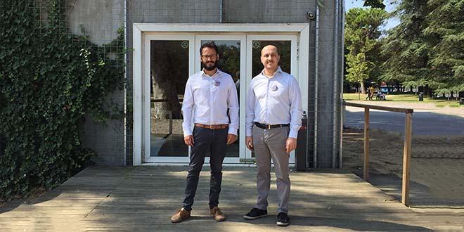 Da sinistra: Giovanni Selmo e Sandro Pupillo