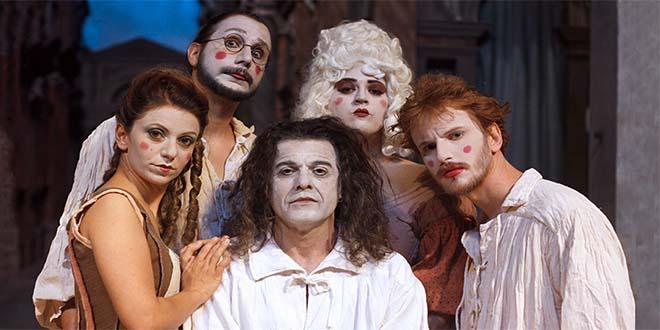 Molière secondo Stivalaccio Teatro a Operaestate
