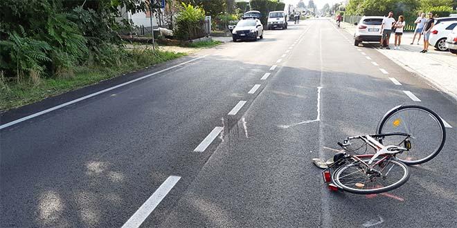 Zanè, anziana ciclista investita da un'auto. E' grave