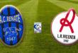 Renate-LR Vicenza – Diretta web – 1-1 (Finale)