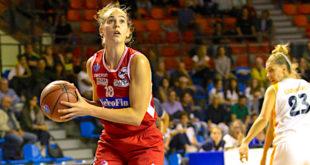 Sei punti per Eleonora Zanetti nella sfida contro Udine