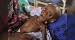 """Definireste il padre di questo bambino un """"migrante economico""""? (Foto tratta dal sito www.change.org)"""