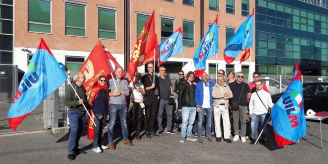 Vicenza, sciopero al Gruppo Engineering