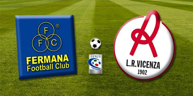 Fermana-LR Vicenza – Diretta web – 2-0 (Finale)