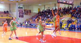 23 punti per Sandrine Gruda nel big match contro Ragusa, vinto dal Famila Schio