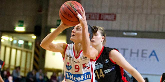 8 punti per Valentina Stoppa nella partita persa da Vicenza contro Carugate