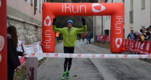 La vittoria del trentino Luca Miori nel 2017. Foto di Claudio Binnella