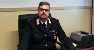 Il maresciallo maggiore Massimo Guelfi
