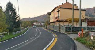 """L'asfalto """"ecologico"""" è stato impiegato per la prima volta in provincia, a Montorso"""