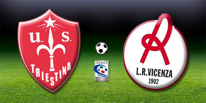 Triestina-LR Vicenza – Diretta web – 1-1 (Finale)