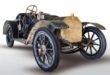E' in mostra l'auto più antica di Schio