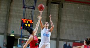 15 punti per Ivona Matic nella sconfitta contro Costa Masnaga