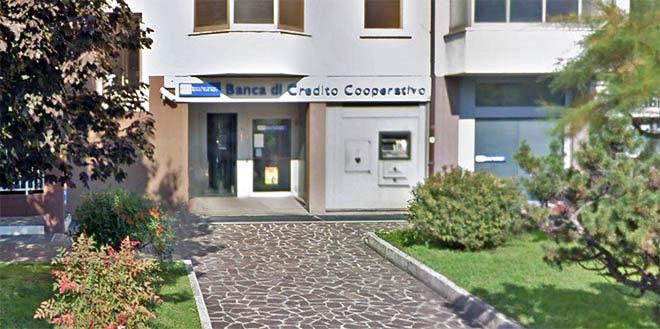 Il luogo della tentata rapina di oggi, a Vicenza. (Foto tratta da Google Maps)