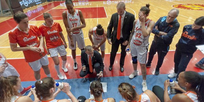Basket, Beretta Schio a caccia del pass per l'EuroCup
