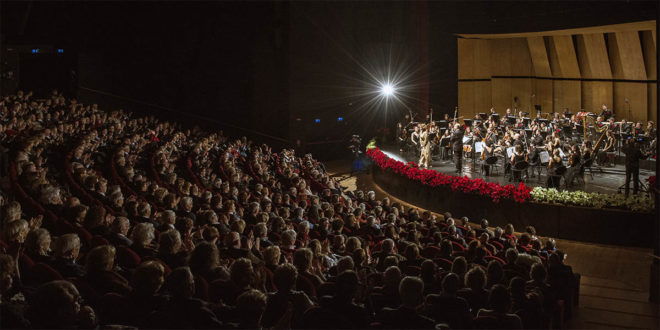 Il Gran concerto di San Silvestro dello scorso anno, al Teatro Comunale di Vicenza
