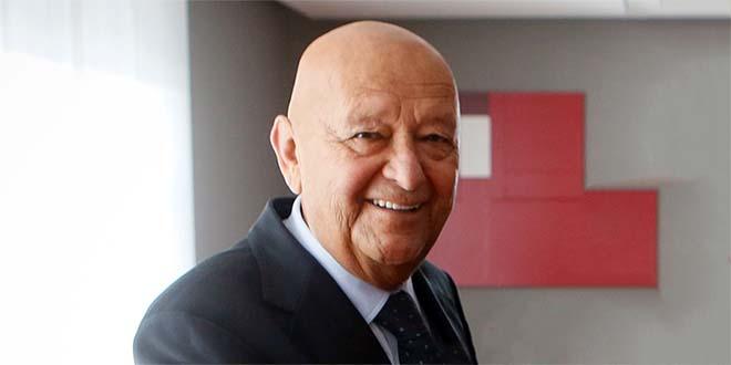 Il presidente di Ieg Lorenzo Cagnoni