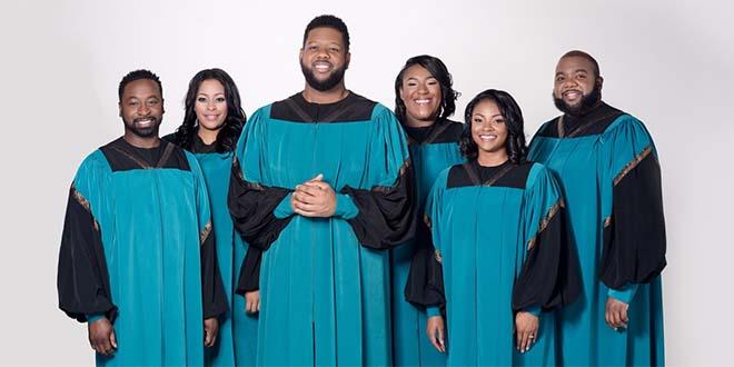 Il coro gospel statunitense Roderick Giles & Grace