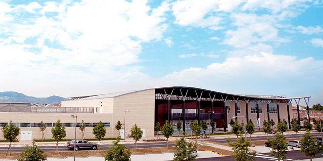 La struttura di via Torino, a Caldogno, dove si svolgerà la Xmas Cup