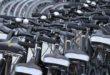 58 biciclette rubate in un negozio di Altavilla