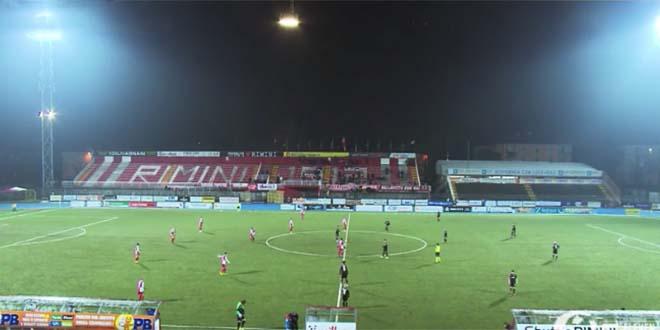 Calcio, pareggio incolore tra Rimini e Vicenza