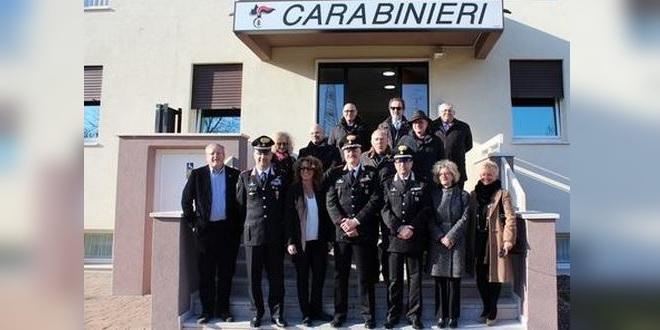 Nuovo comandante per i carabinieri di Montecchio