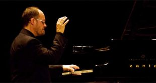Il pianista Filippo Gamba