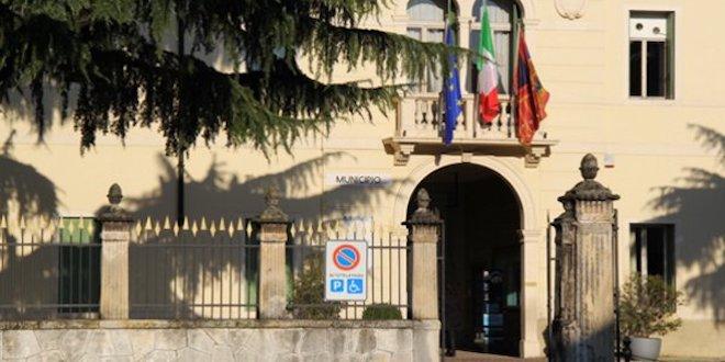 Il Municipio di Montecchio Maggiore