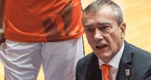 Pierre Vincent, allenatore del Famila Schio