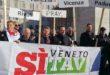 Anche Vicenza manifesta pro Tav a Torino