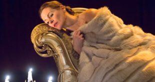 """Marianella Bargilli porterà Teatro Comunale di Lonigo """"La signora delle camelie"""""""
